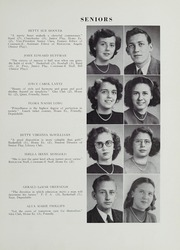 Page 17, 1950 Edition, Broadway High School - Memories Yearbook (Broadway, VA) online yearbook collection