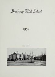 Page 5, 1950 Edition, Broadway High School - Memories Yearbook (Broadway, VA) online yearbook collection