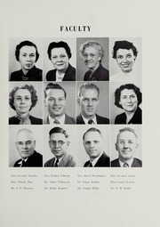 Page 11, 1951 Edition, Broadway High School - Memories Yearbook (Broadway, VA) online yearbook collection