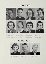 Page 12, 1951 Edition, Broadway High School - Memories Yearbook (Broadway, VA) online yearbook collection