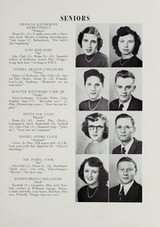Page 15, 1951 Edition, Broadway High School - Memories Yearbook (Broadway, VA) online yearbook collection