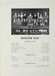 Page 6, 1951 Edition, Broadway High School - Memories Yearbook (Broadway, VA) online yearbook collection