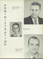 Page 11, 1960 Edition, Brunswick High School - Bulldog Yearbook (Lawrenceville, VA) online yearbook collection