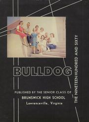 Page 5, 1960 Edition, Brunswick High School - Bulldog Yearbook (Lawrenceville, VA) online yearbook collection