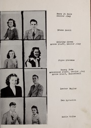 Page 17, 1947 Edition, J J Kelly High School - Arrowhead Yearbook (Wise, VA) online yearbook collection