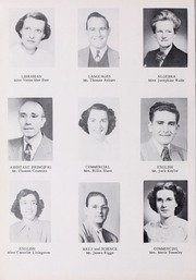 Page 12, 1951 Edition, J J Kelly High School - Arrowhead Yearbook (Wise, VA) online yearbook collection