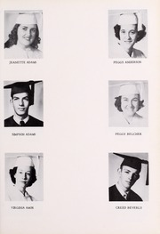 Page 17, 1951 Edition, J J Kelly High School - Arrowhead Yearbook (Wise, VA) online yearbook collection