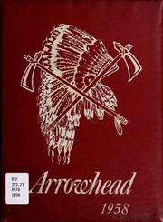 1958 Edition, J J Kelly High School - Arrowhead Yearbook (Wise, VA)