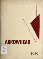 1959 Edition, J J Kelly High School - Arrowhead Yearbook (Wise, VA)