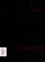 1961 Edition, J J Kelly High School - Arrowhead Yearbook (Wise, VA)