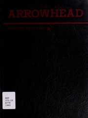 1965 Edition, J J Kelly High School - Arrowhead Yearbook (Wise, VA)