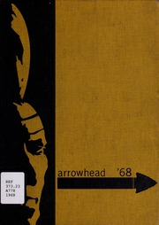 1968 Edition, J J Kelly High School - Arrowhead Yearbook (Wise, VA)