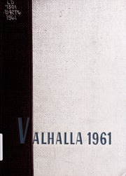 1961 Edition, Powell Valley High School - Valhalla Yearbook (Big Stone Gap, VA)