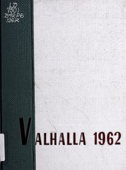 1962 Edition, Powell Valley High School - Valhalla Yearbook (Big Stone Gap, VA)