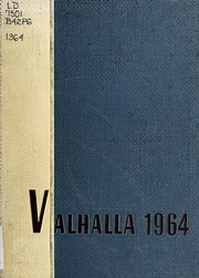 1964 Edition, Powell Valley High School - Valhalla Yearbook (Big Stone Gap, VA)