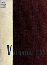 1965 Edition, Powell Valley High School - Valhalla Yearbook (Big Stone Gap, VA)
