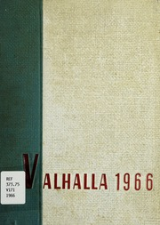 1966 Edition, Powell Valley High School - Valhalla Yearbook (Big Stone Gap, VA)