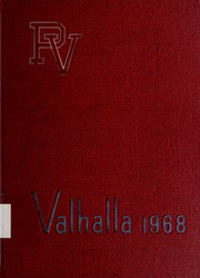 1968 Edition, Powell Valley High School - Valhalla Yearbook (Big Stone Gap, VA)