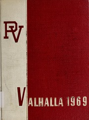 1969 Edition, Powell Valley High School - Valhalla Yearbook (Big Stone Gap, VA)