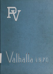 1970 Edition, Powell Valley High School - Valhalla Yearbook (Big Stone Gap, VA)