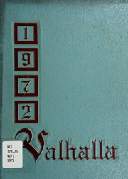 1972 Edition, Powell Valley High School - Valhalla Yearbook (Big Stone Gap, VA)