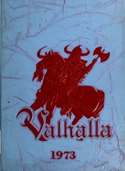 1973 Edition, Powell Valley High School - Valhalla Yearbook (Big Stone Gap, VA)