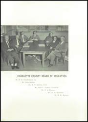 Page 11, 1957 Edition, Randolph Henry High School - Log Yearbook (Charlotte Court House, VA) online yearbook collection
