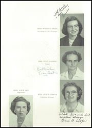 Page 13, 1957 Edition, Randolph Henry High School - Log Yearbook (Charlotte Court House, VA) online yearbook collection