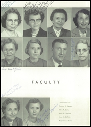 Page 15, 1957 Edition, Randolph Henry High School - Log Yearbook (Charlotte Court House, VA) online yearbook collection