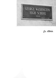 Page 5, 1941 Edition, George Washington High School - Compass Yearbook (Alexandria, VA) online yearbook collection