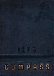 1945 Edition, George Washington High School - Compass Yearbook (Alexandria, VA)