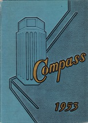 1953 Edition, George Washington High School - Compass Yearbook (Alexandria, VA)