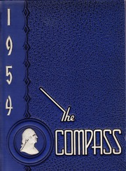 Page 1, 1954 Edition, George Washington High School - Compass Yearbook (Alexandria, VA) online yearbook collection