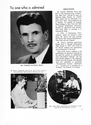 Page 11, 1954 Edition, George Washington High School - Compass Yearbook (Alexandria, VA) online yearbook collection