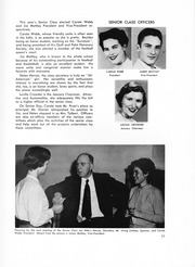 Page 15, 1954 Edition, George Washington High School - Compass Yearbook (Alexandria, VA) online yearbook collection