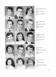 Page 17, 1954 Edition, George Washington High School - Compass Yearbook (Alexandria, VA) online yearbook collection