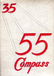 1955 Edition, George Washington High School - Compass Yearbook (Alexandria, VA)