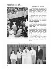 Page 14, 1955 Edition, George Washington High School - Compass Yearbook (Alexandria, VA) online yearbook collection