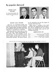 Page 15, 1955 Edition, George Washington High School - Compass Yearbook (Alexandria, VA) online yearbook collection