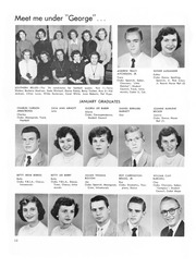 Page 16, 1955 Edition, George Washington High School - Compass Yearbook (Alexandria, VA) online yearbook collection