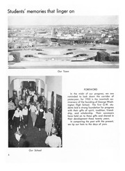 Page 8, 1955 Edition, George Washington High School - Compass Yearbook (Alexandria, VA) online yearbook collection