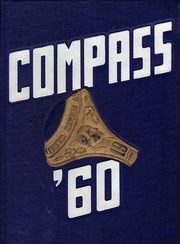 1960 Edition, George Washington High School - Compass Yearbook (Alexandria, VA)