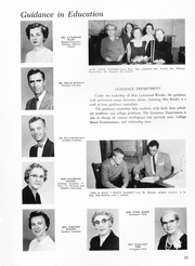 Page 15, 1960 Edition, George Washington High School - Compass Yearbook (Alexandria, VA) online yearbook collection
