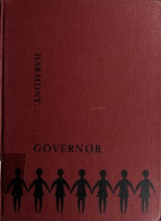 Nelson County High School - Governor Yearbook (Lovingston, VA) online yearbook collection, 1972 Edition, Page 1