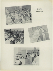 Page 14, 1957 Edition, Franklin High School - Log Yearbook (Franklin, VA) online yearbook collection