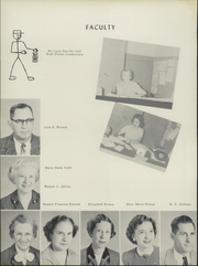 Page 16, 1957 Edition, Franklin High School - Log Yearbook (Franklin, VA) online yearbook collection