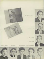 Page 17, 1957 Edition, Franklin High School - Log Yearbook (Franklin, VA) online yearbook collection