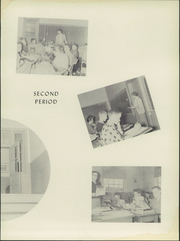 Page 9, 1957 Edition, Franklin High School - Log Yearbook (Franklin, VA) online yearbook collection