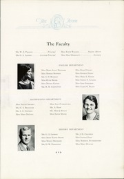 Page 11, 1932 Edition, Jefferson High School - Acorn Yearbook (Roanoke, VA) online yearbook collection