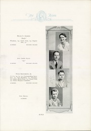 Page 17, 1932 Edition, Jefferson High School - Acorn Yearbook (Roanoke, VA) online yearbook collection